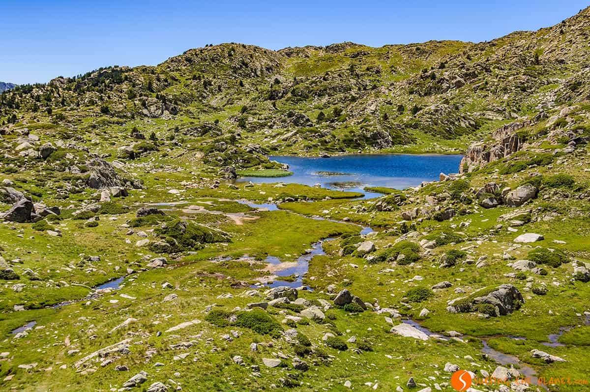 Vista desde Refugio del Illa, Andorra | 5 Rutas por Andorra