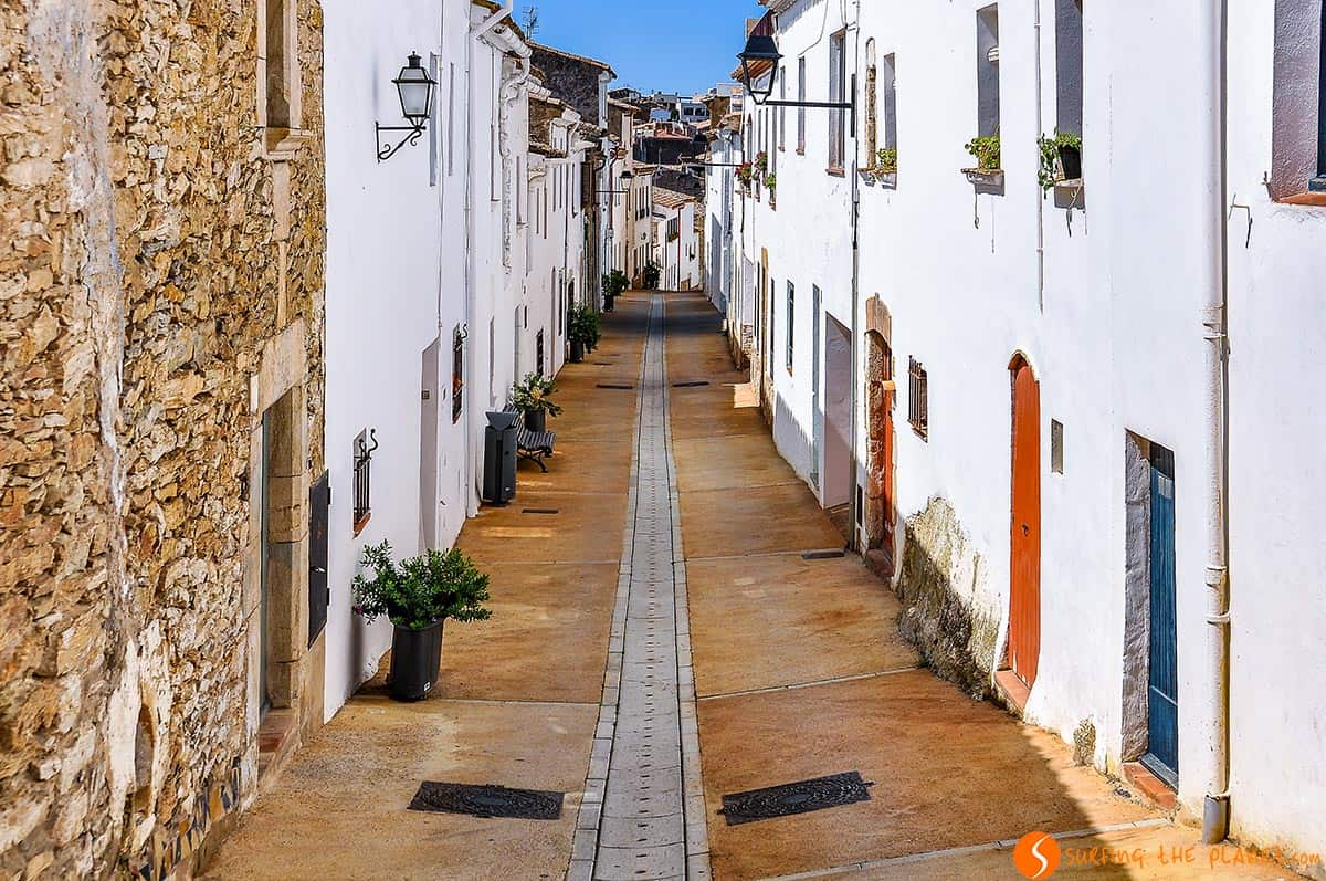 Casas Blancas, Begur, Costa Brava | 20 pueblos con encanto en la Costa Brava