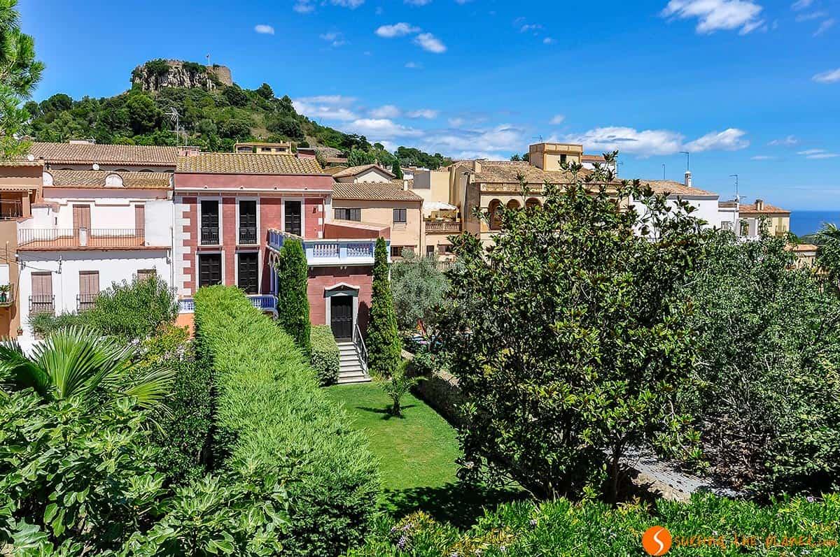 Casas de color, Begur, Costa Brava | Los 20 pueblos más bonitos de la Costa Brava