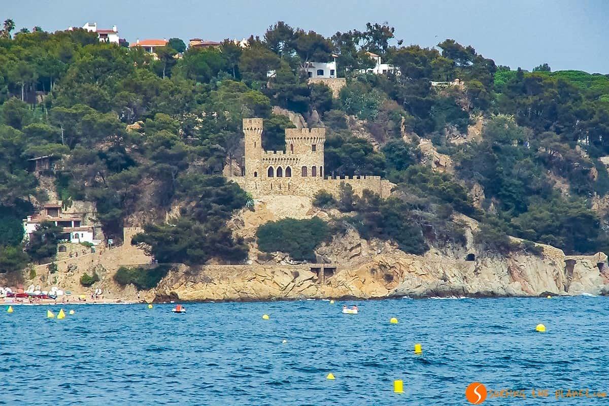 Castillo de Lloret de Mar, Costa Brava | Los pueblos más bonitos de la Costa Brava