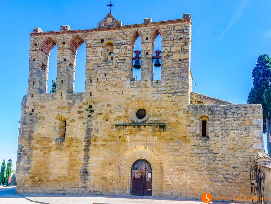 Iglesia, Peratallada, Costa Brava | Pueblos con encanto en la Costa Brava