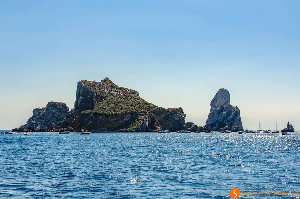 Islas Medes, Estartit, Costa Brava