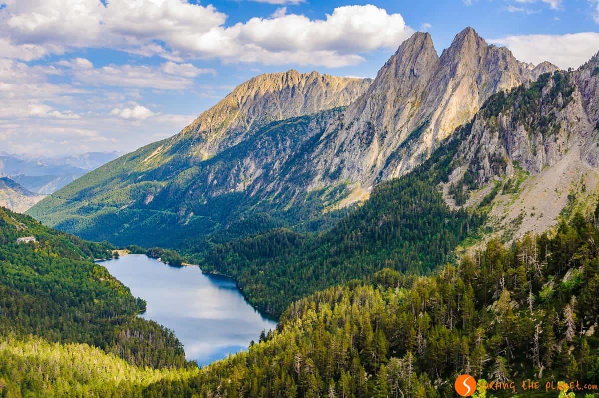 3 d as en carros de foc la mejor ruta de los pirineos for Mirador del pirineo