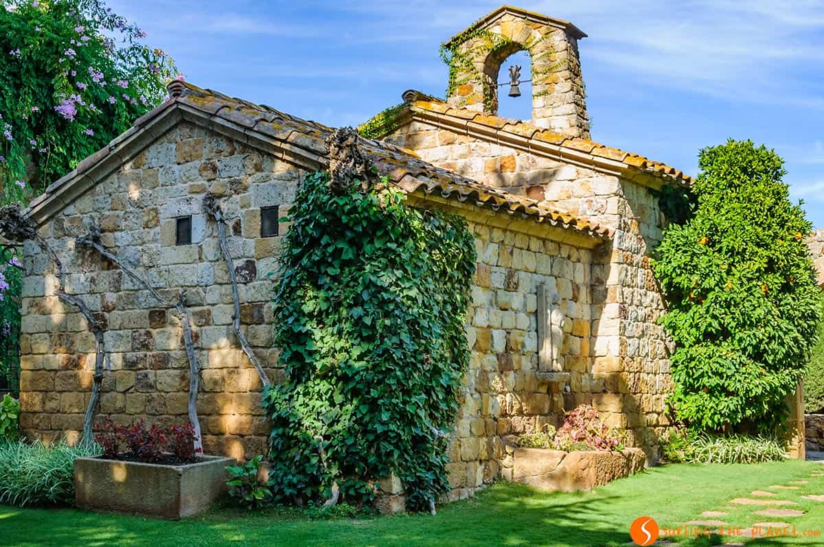 Iglesia, Pals, Costa Brava