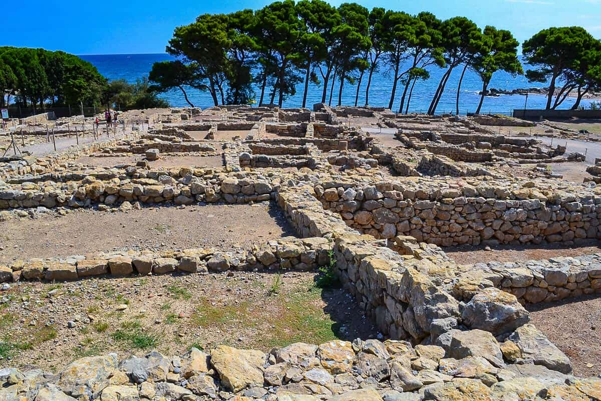 Ruinas de Empuries, L'Escala | Lugares de interés en la Costa Brava