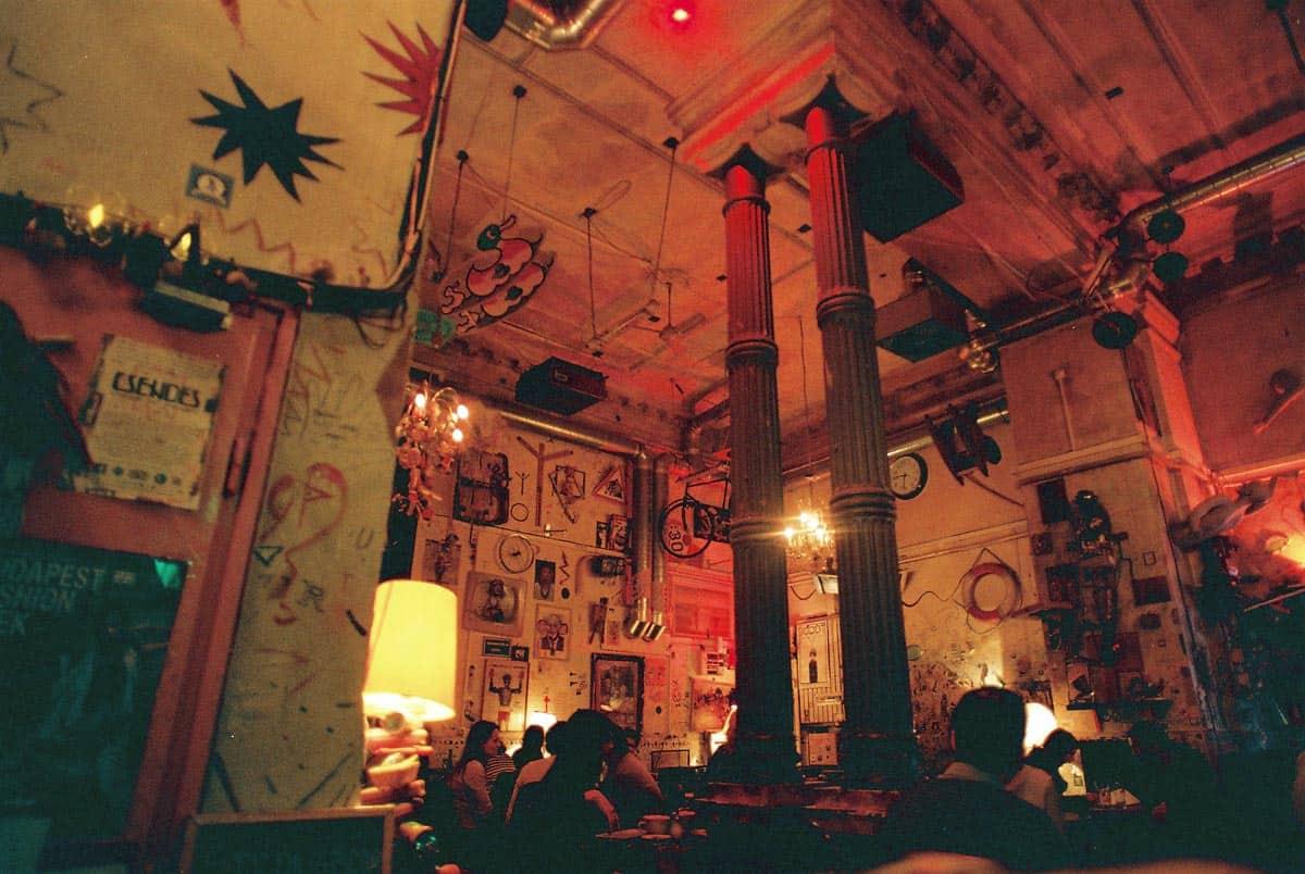 Bar, Csendes Vintage, Budapest