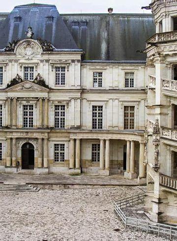 Castillo de Blois, Valle del Loira, Francia