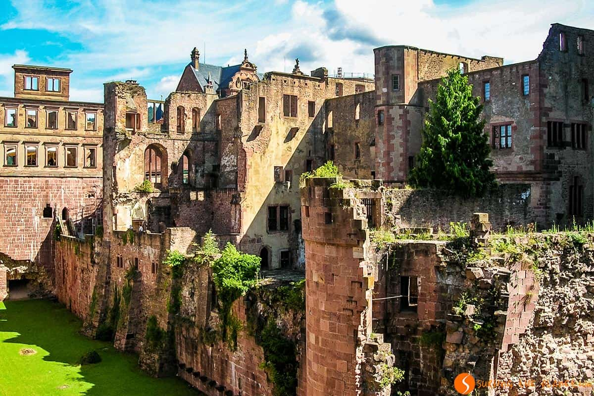 Heidelberg Castle, Germany | Things to see and do in Heidelberg