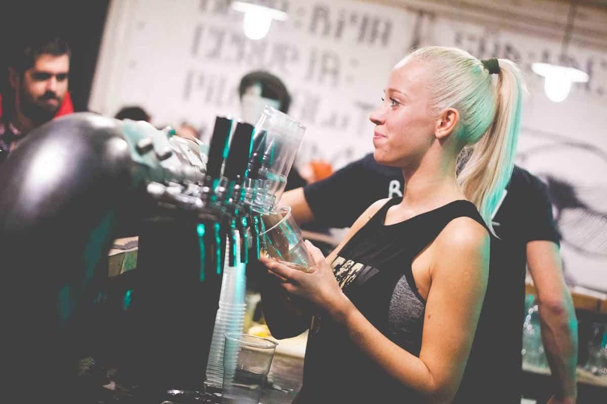 Beer, Élesztő, Budapest | The 10 best ruin bars in Budapest