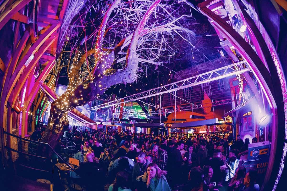 Instant-Fogas, Budapest | Los 10 mejores bares ruina de Budapest