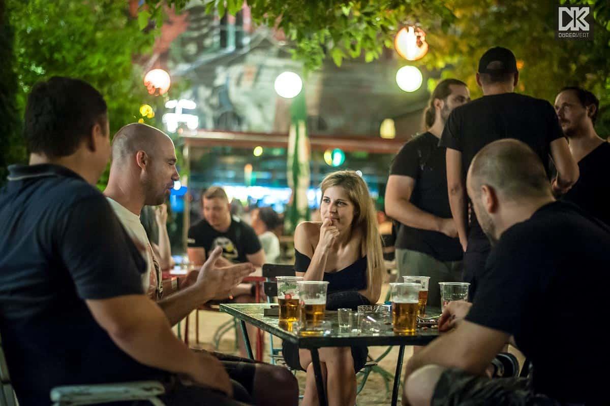 Jardín, Dürer Kert, Budapest | The 10 best ruin pubs in Budapest