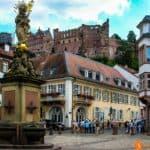 Qué ver en Heidelberg - Una de las ciudades más románticas de Alemania