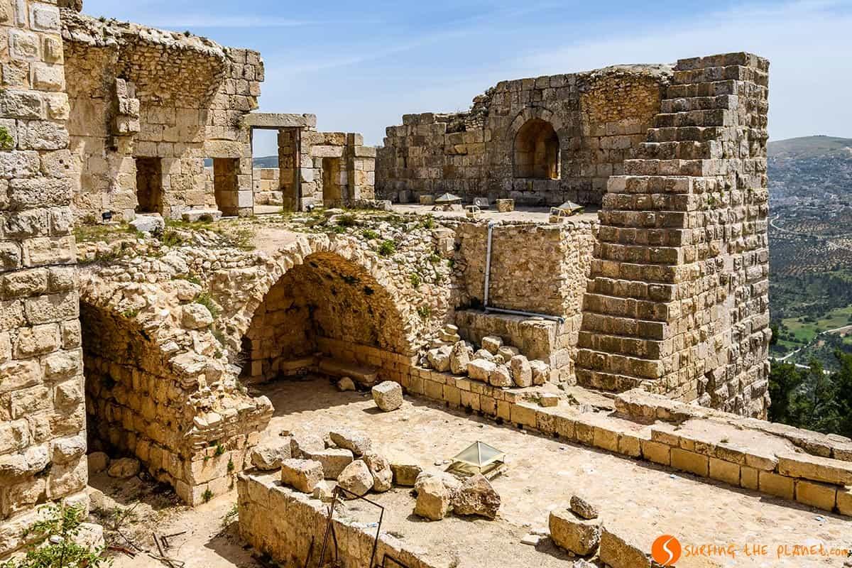 Castillo de Ajloun, Jordania | Excursión al Castillo de Ajloun