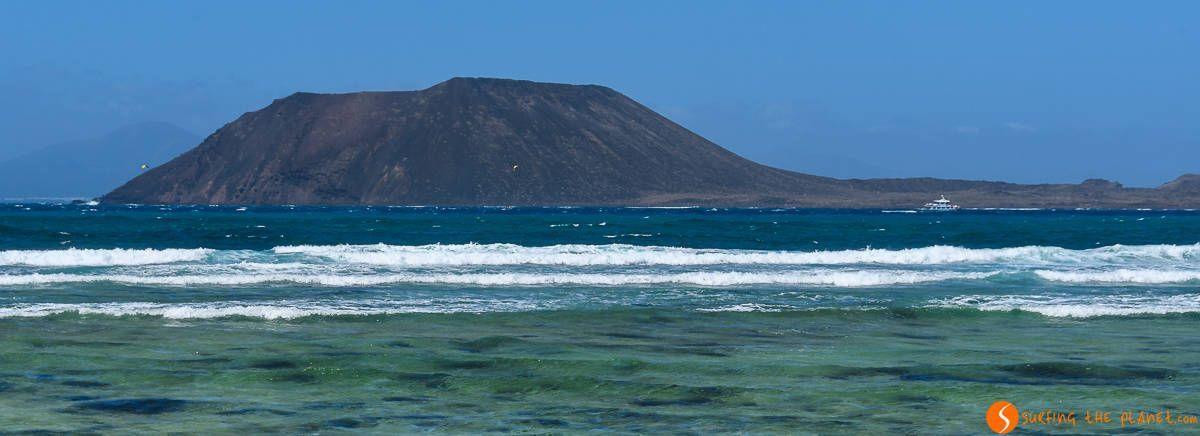 Isla de Lobos, Fuerteventura, España