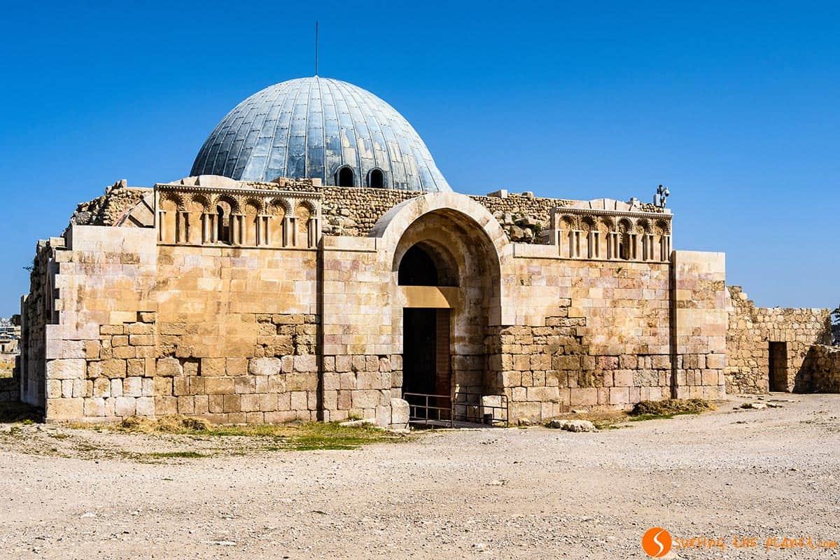Palacio Omeya, Ammán, Jordania