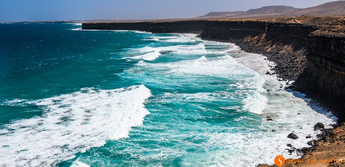 Playa del Águila, El Cotillo, Fuerteventura | Las 20 mejores playas de Fuerteventura