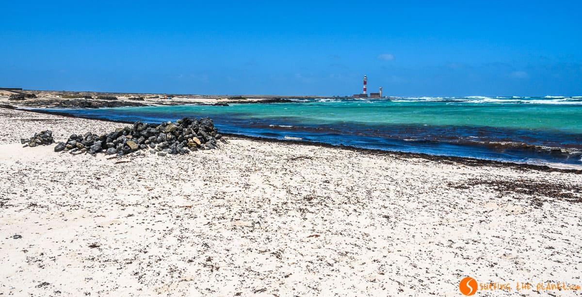 Playas de Charcos, El Cotillo, Fuerteventura | Las mejores playas de Canarias