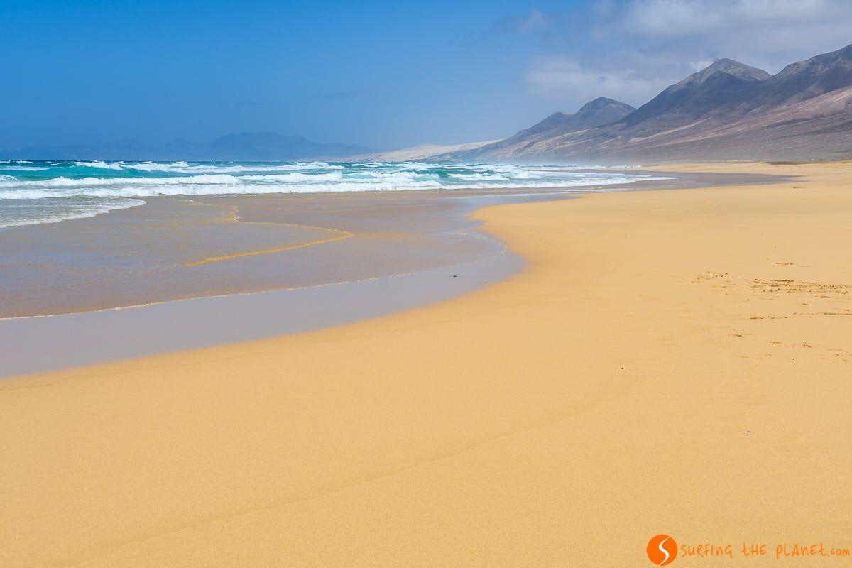 Playa de Cofete, Fuerteventura, España | Que ver en Fuerteventura y Lanzarote