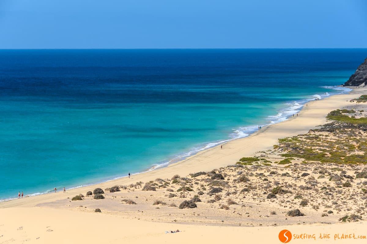 Playa Risco del Paso, Playas de Jandía, Fuerteventura | Qué ver en Fuerteventura en 4 días