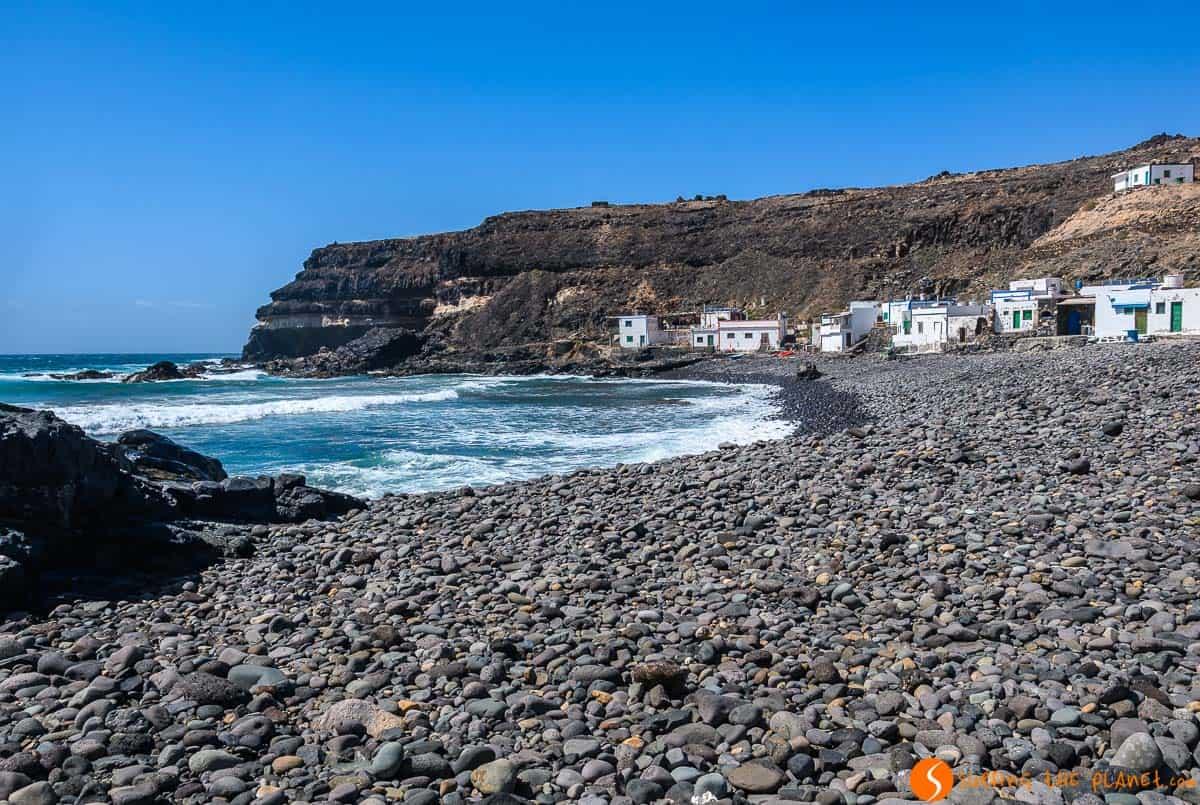 Playa de Los Molinos, Fuerteventura