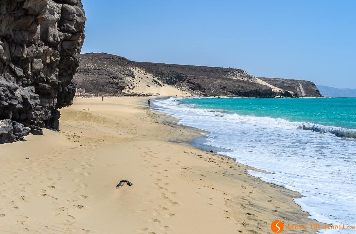 Playa Mal Nombre, Playas de Jandía, Fuerteventura