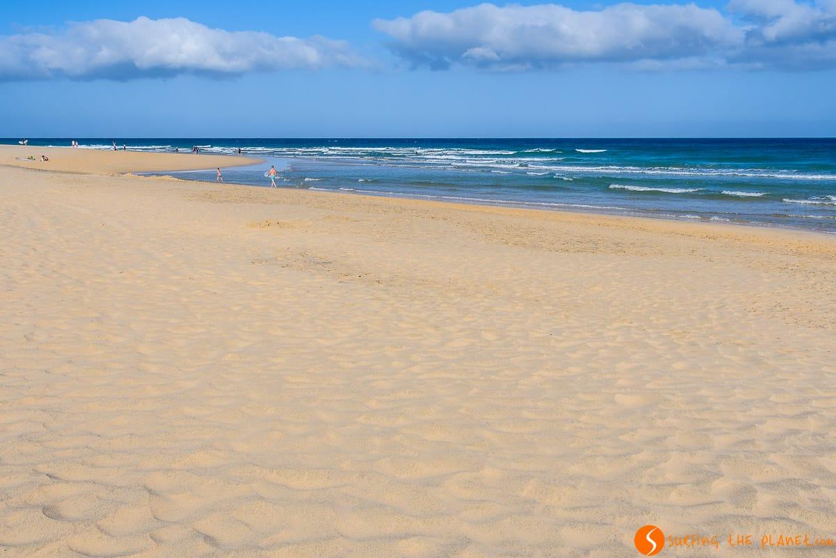 Playa de Matorral, Playas de Jandía, Fuerteventura