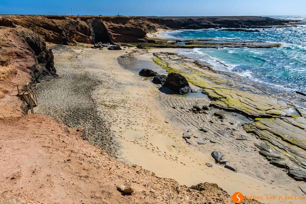 Playa de Ojos, Fuerteventura