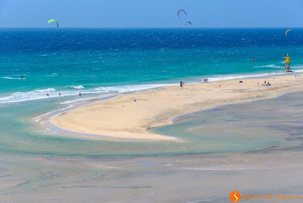 Playa Sotavento, Playas de Jandía, Fuerteventura