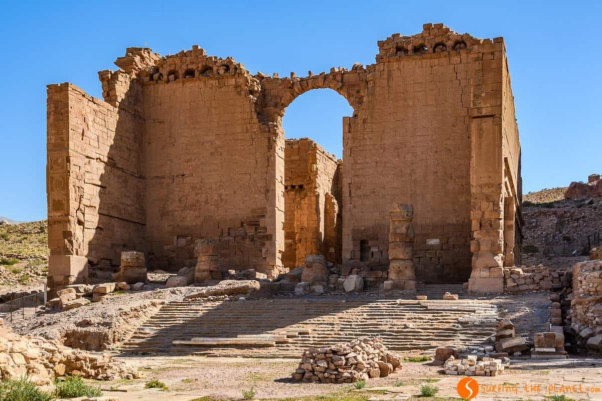 Qasr Al-Bint, Petra, Jordania | Qué visitar en Petra en 1 día