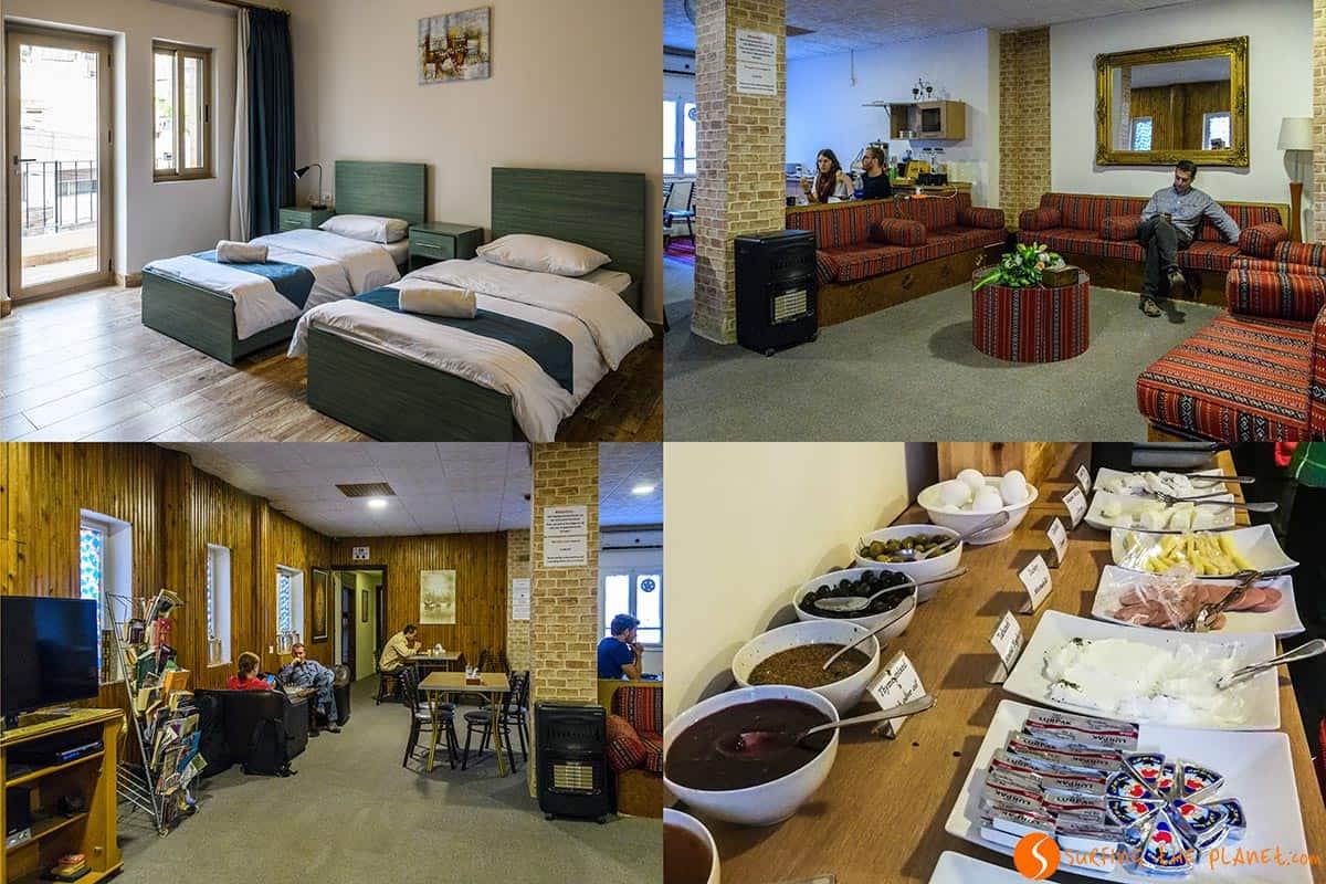Sydney Hotel, Ammán, Jordania