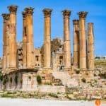 Excursión a Jerash, Ajloun y el Mar Muerto