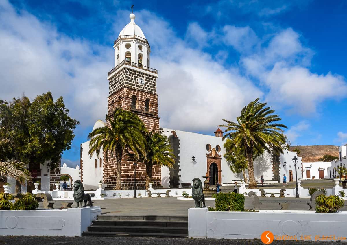 Casco antiguo, Teguise, Lanzarote, Islas Canarias, España