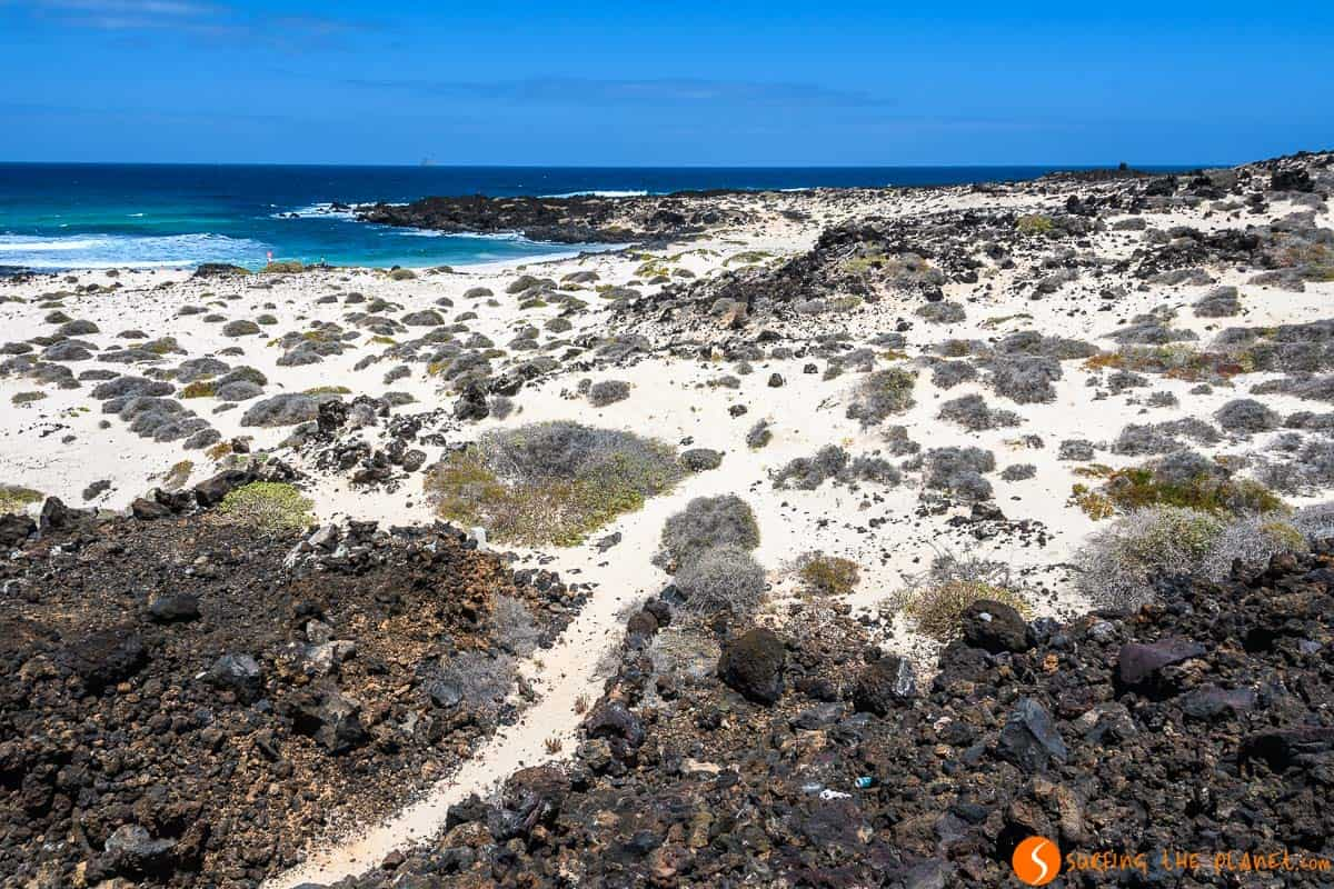 Charca de la Novia, Lanzarote, Islas Canarias, España | Lanzarote y Fuerteventura 7 días