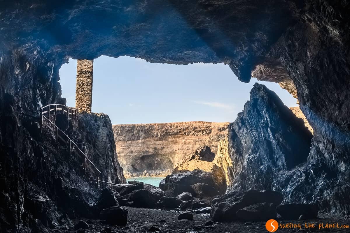 Cueva Negra, Ajuy, Fuerteventura