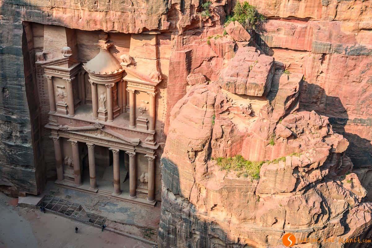 Mirador del Tesoro, Petra, Jordania | Qué ver y hacer en Petra en 2 días
