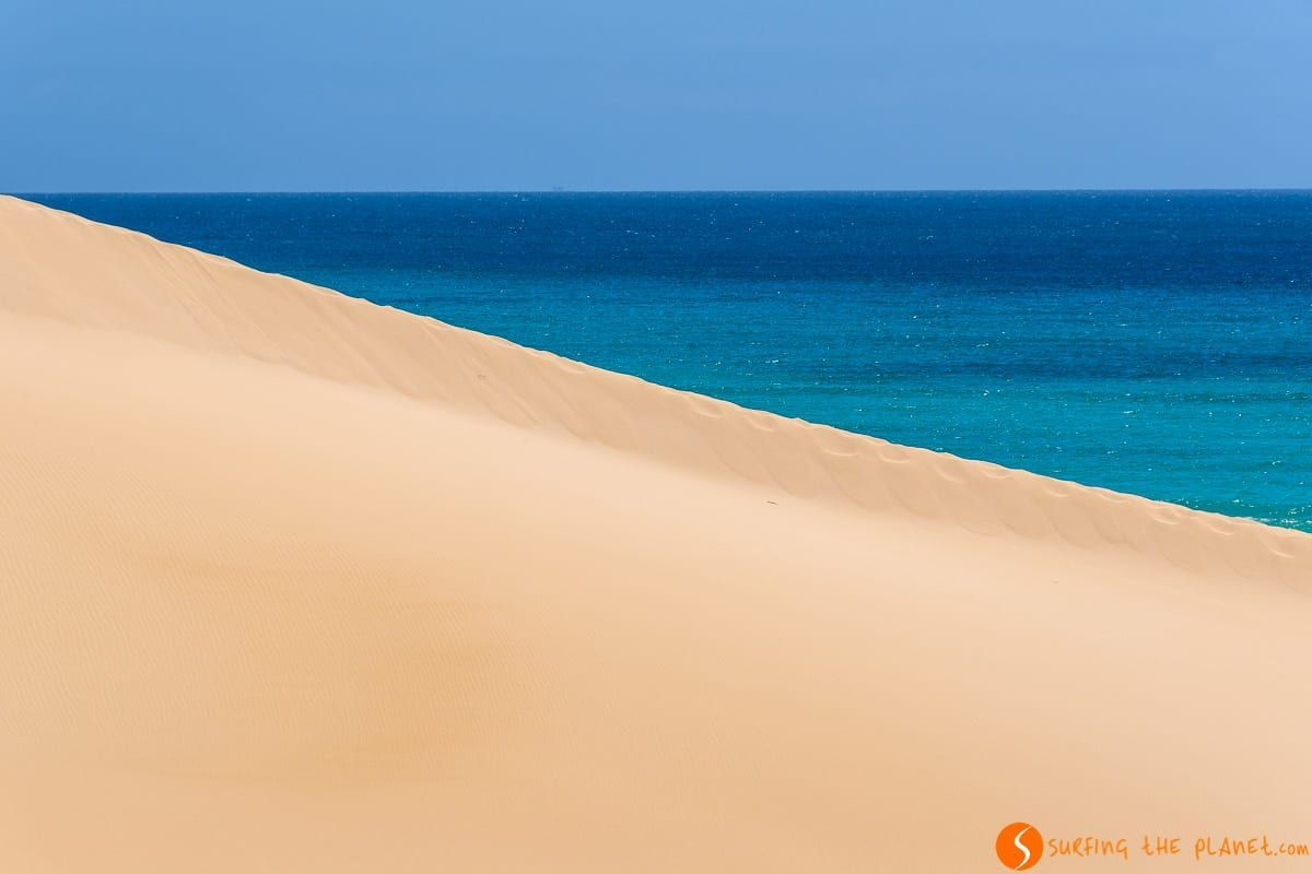 Sand dunes, Jandia Peninsula, Fuerteventura | Things to see and do in Fuerteventura in 4 days