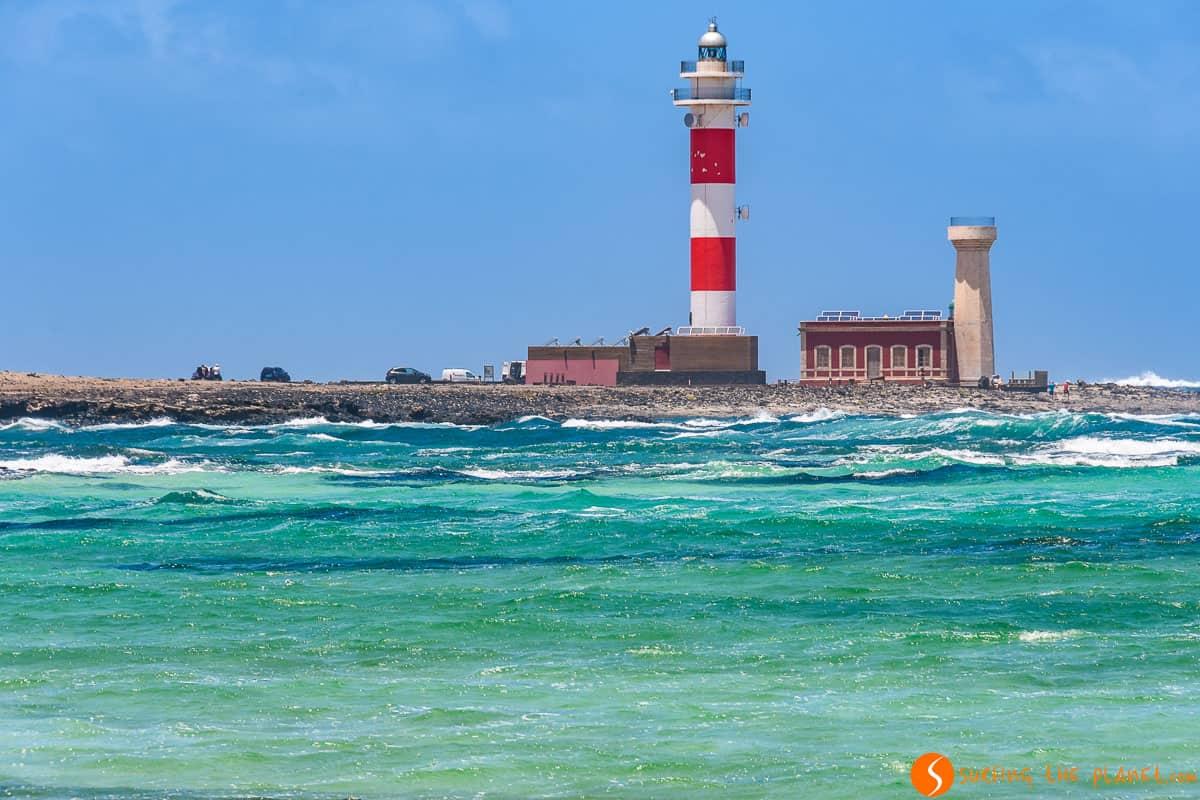 El Tostón Lighthouse, El Cotillo, Fuerteventura