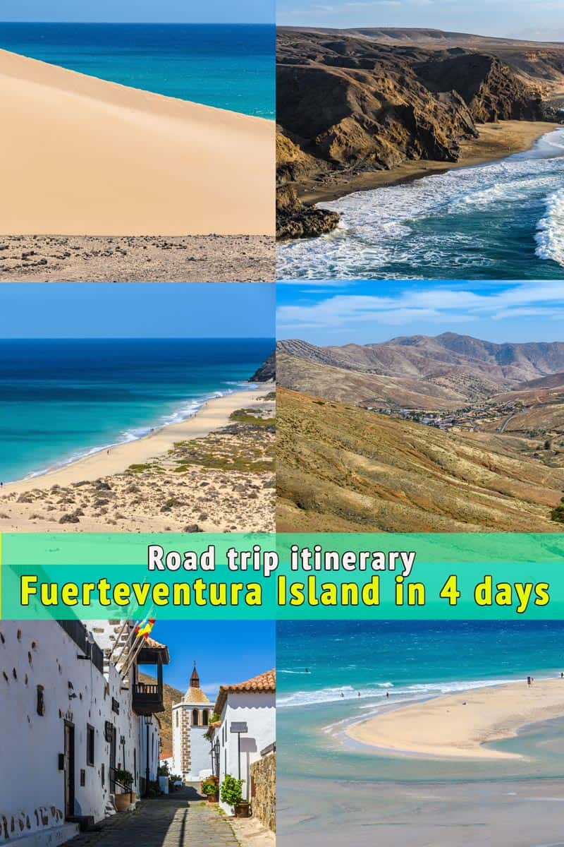 Things to see and do in Fuerteventura
