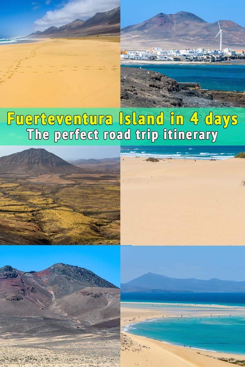 Things to visit in Fuerteventura