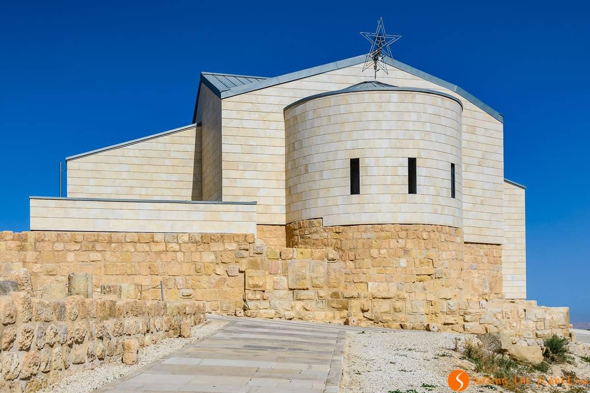 Iglesia en Monte Nebo, Madaba, Jordania | Qué ver y hacer en Madaba y sus alrededores