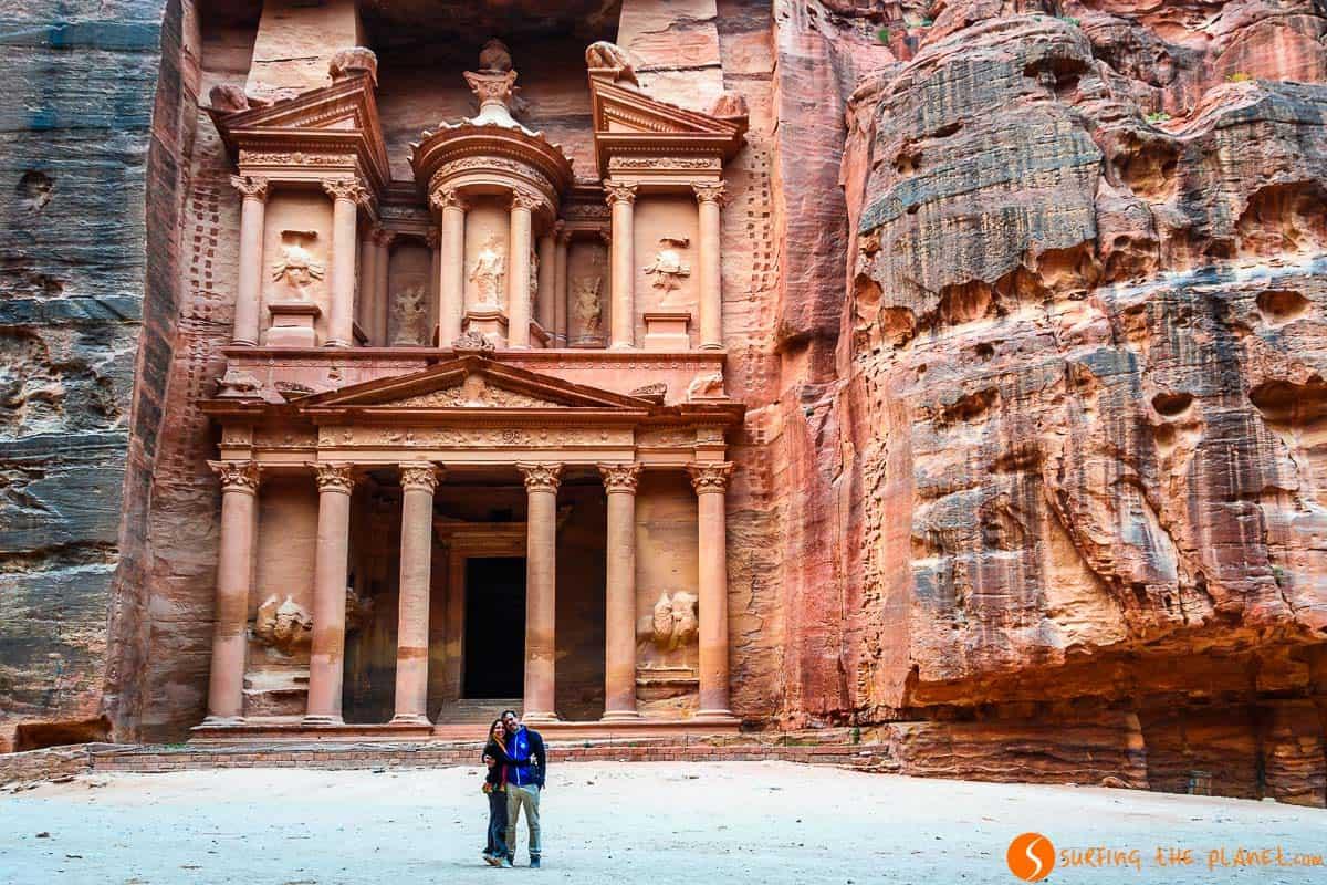 Tesoro, Petra, Jordania | Qué ver en Petra en 1 o 2 días