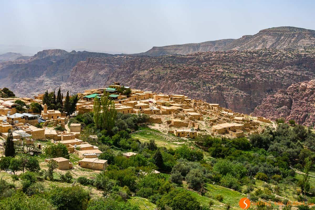 Pueblo, Reserva de la Biosfera de Dana, Jordania | Dónde dormir en la Reserva de Dana