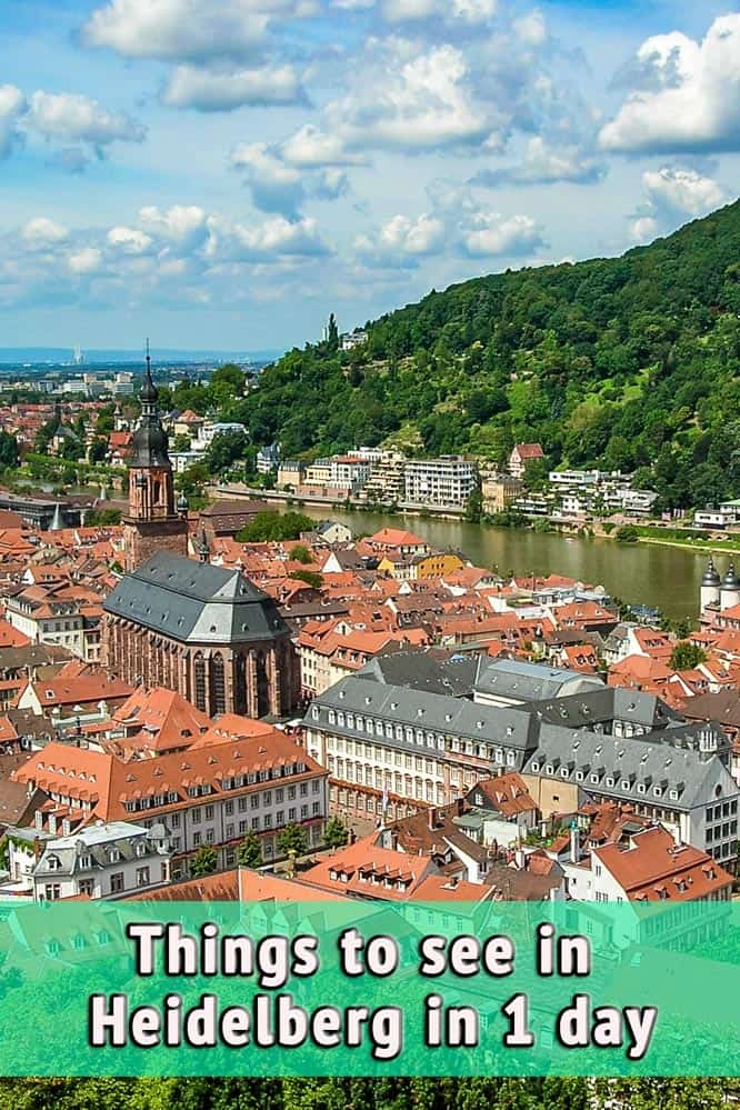 Things to see in Heidelberg