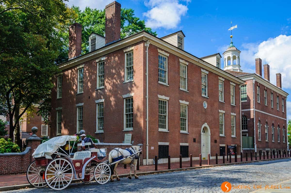 Edificio American Physical Society, Filadelfia, Estados Unidos | 13+1 cosas imprescindibles que hacer en Filadelfia