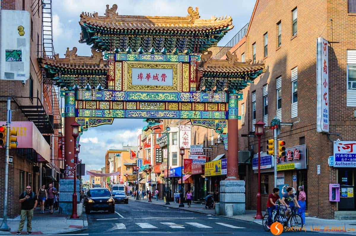 Barrio Chino, Filadelfia, Estados Unidos