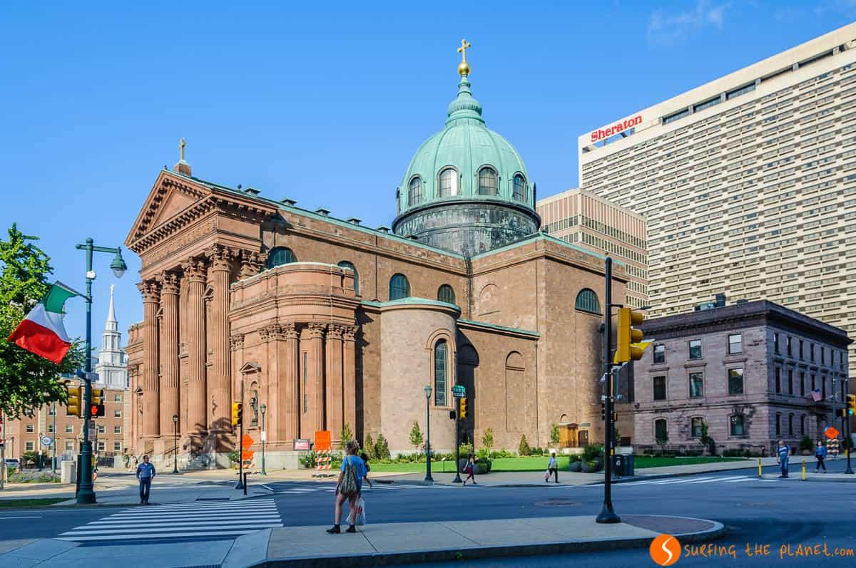 Basilica de San Pedro y Pablo, Filadelfia, Estados Unidos | Qué ver y hacer en Filadelfia
