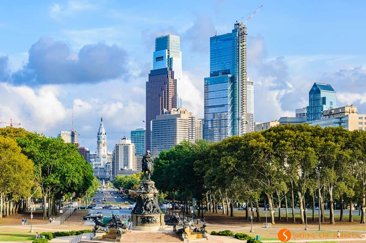 Benjamin Franklin Parkway, Filadelfia, Estados Unidos | Qué visitar en Filadelfia