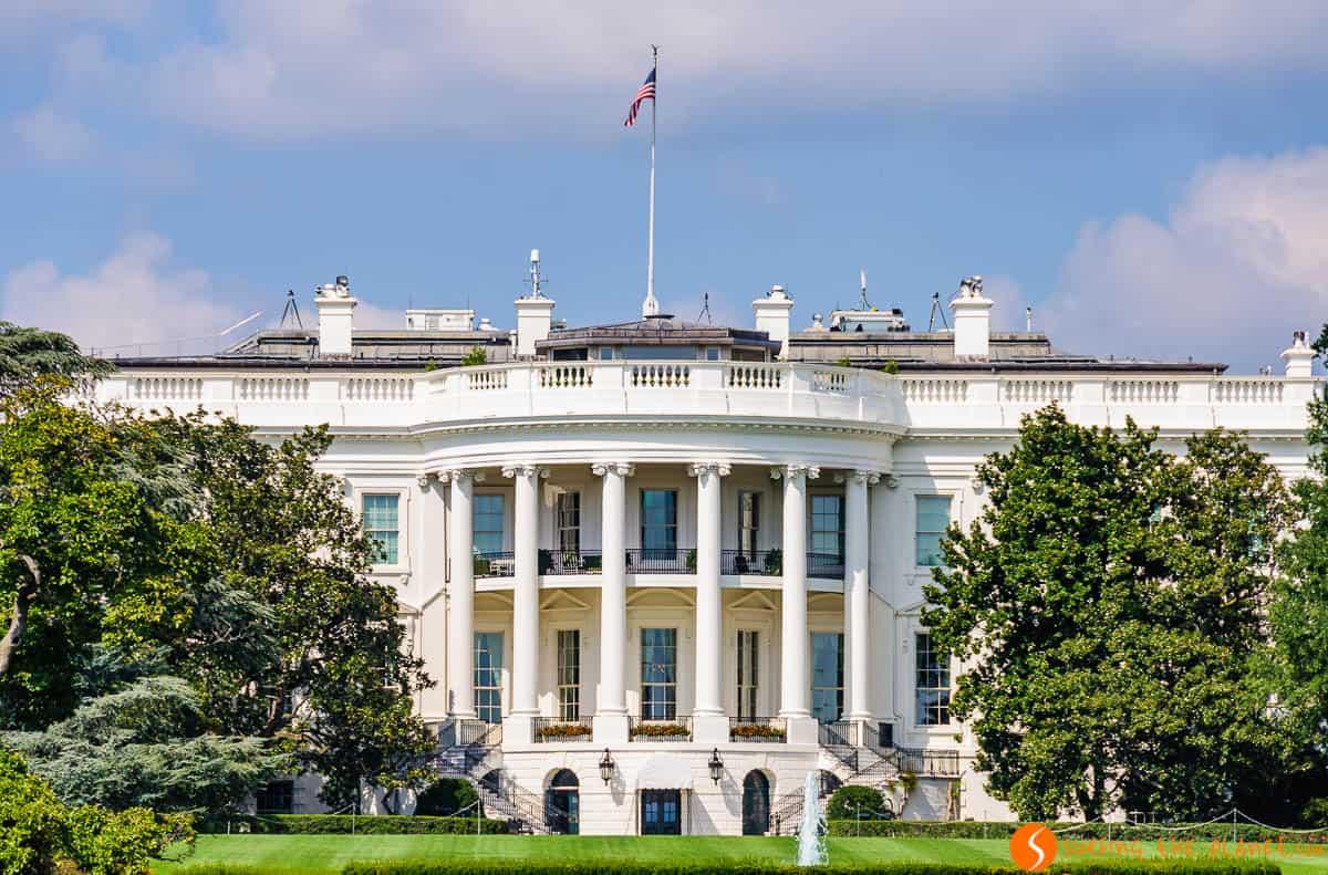 La Casa Blanca, Washington DC, Estados Unidos