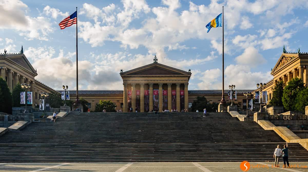 Museo del Arte, Filadelfia, Estados Unidos | Viajar a Filadelfia