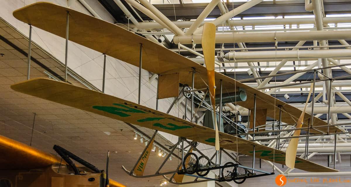 Museo Nacional del Aire y del Espacio, Washington DC, Estados Unidos
